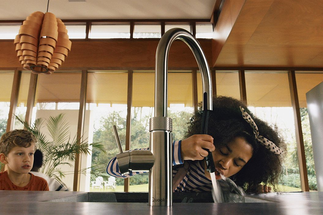 Quooker Safe Boiling Water Tap
