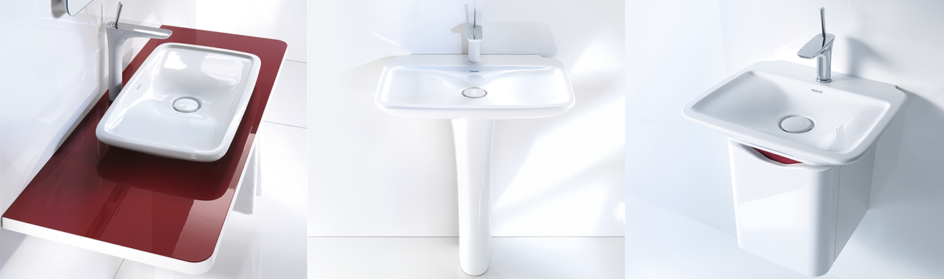 Duravit Puravida Basins