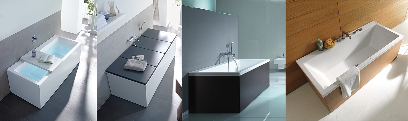 Duravit Vero Baths