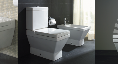 Duravit 2nd Floor Toilets
