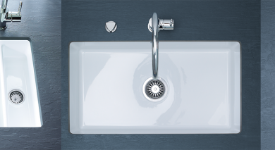 Duravit Vero Kitchen Sinks