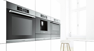 Bosch Appliances from Grant & Stone