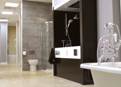 Bicester Bathroom Showroom