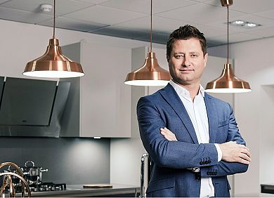 Omega Kitchens George Clarke