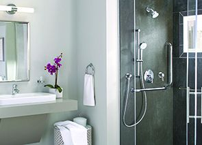 Grohe Multi-Generational Bathrooms